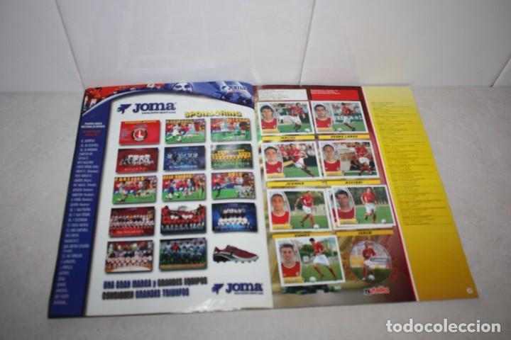 Coleccionismo Álbum: Antiguo Albúm completo de fútbol Liga 2003-2004. Colecciones Este - Foto 14 - 283794468