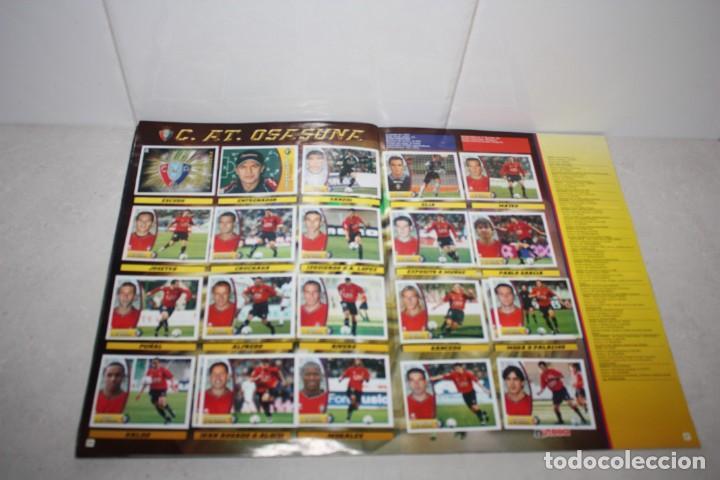 Coleccionismo Álbum: Antiguo Albúm completo de fútbol Liga 2003-2004. Colecciones Este - Foto 15 - 283794468