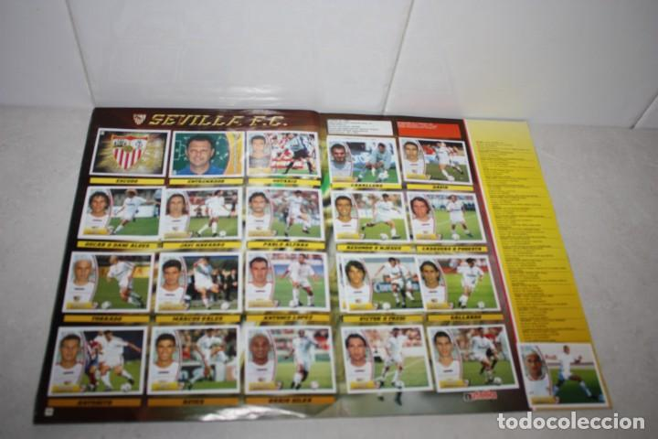 Coleccionismo Álbum: Antiguo Albúm completo de fútbol Liga 2003-2004. Colecciones Este - Foto 17 - 283794468