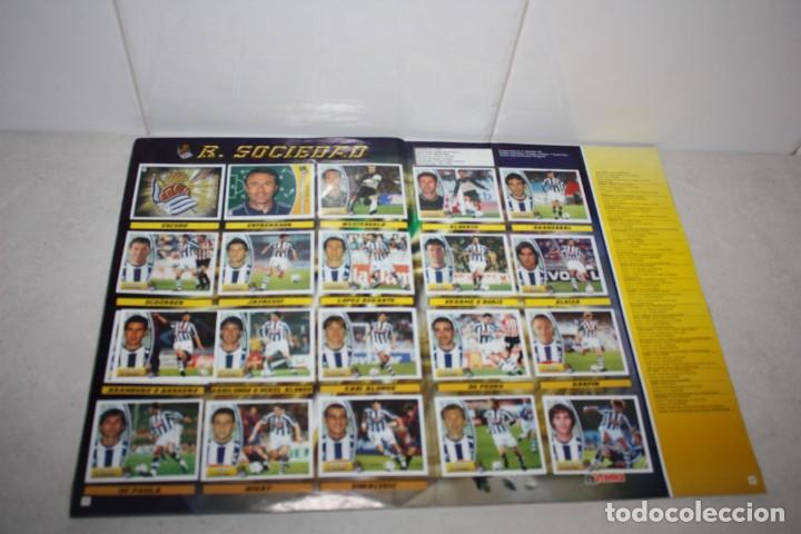 Coleccionismo Álbum: Antiguo Albúm completo de fútbol Liga 2003-2004. Colecciones Este - Foto 18 - 283794468