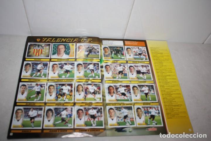Coleccionismo Álbum: Antiguo Albúm completo de fútbol Liga 2003-2004. Colecciones Este - Foto 19 - 283794468