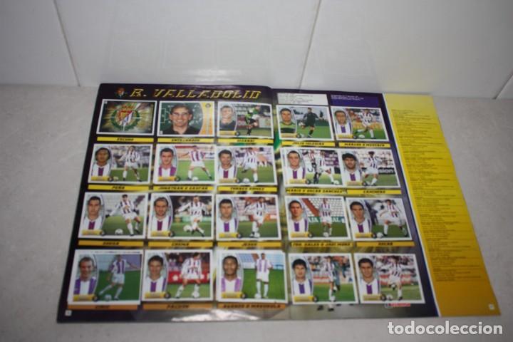 Coleccionismo Álbum: Antiguo Albúm completo de fútbol Liga 2003-2004. Colecciones Este - Foto 20 - 283794468