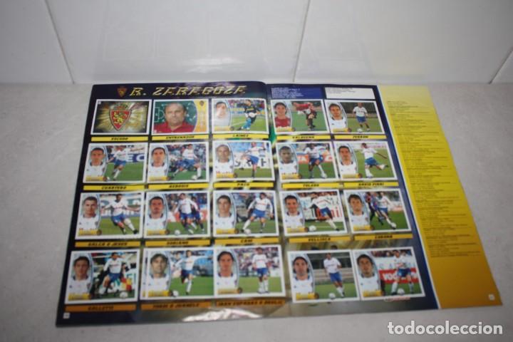Coleccionismo Álbum: Antiguo Albúm completo de fútbol Liga 2003-2004. Colecciones Este - Foto 22 - 283794468