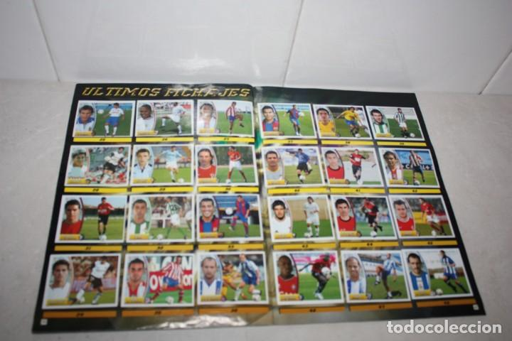 Coleccionismo Álbum: Antiguo Albúm completo de fútbol Liga 2003-2004. Colecciones Este - Foto 24 - 283794468