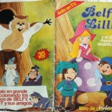 Coleccionismo Álbum: BELFY Y LILLIBIT - COMPLETO. Lote 284802268