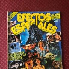 Coleccionismo Álbum: ALBUM EFECTOS ESPECIALES ASTON COMPLETO LEER DESCRIPCION IMPORTANTE. Lote 285059033