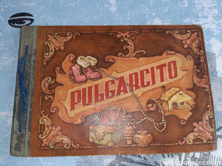 PULGATCITO, EDITORIAL J. L. AGUILAR, COMPLETA (Coleccionismo - Cromos y Álbumes - Álbumes Completos)