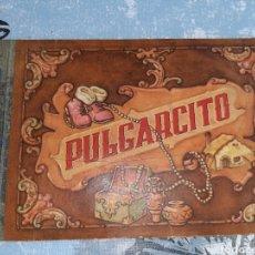 Coleccionismo Álbum: PULGATCITO, EDITORIAL J. L. AGUILAR, COMPLETA. Lote 285992333