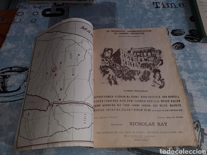 Coleccionismo Álbum: Rey de Reyes, editorial Fher, completo - Foto 2 - 285995308
