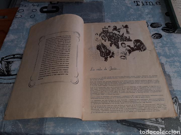 Coleccionismo Álbum: Rey de Reyes, editorial Fher, completo - Foto 3 - 285995308