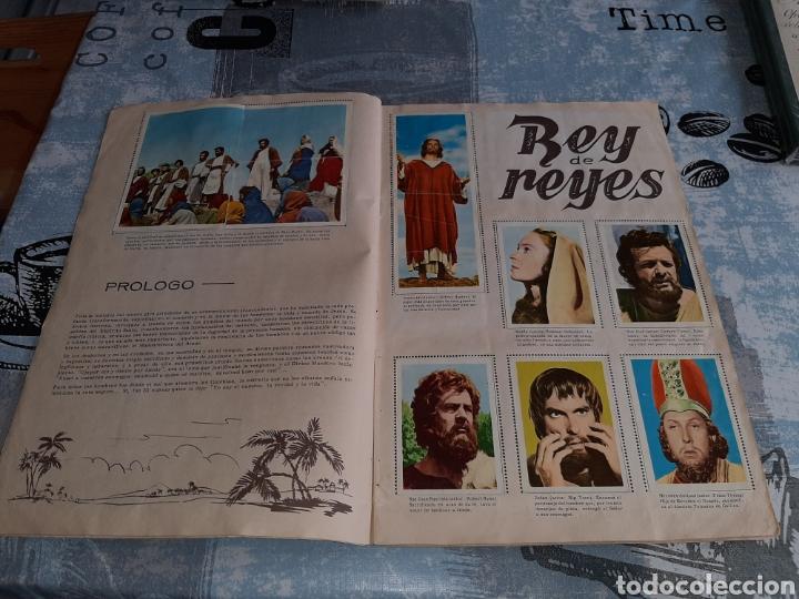 Coleccionismo Álbum: Rey de Reyes, editorial Fher, completo - Foto 4 - 285995308