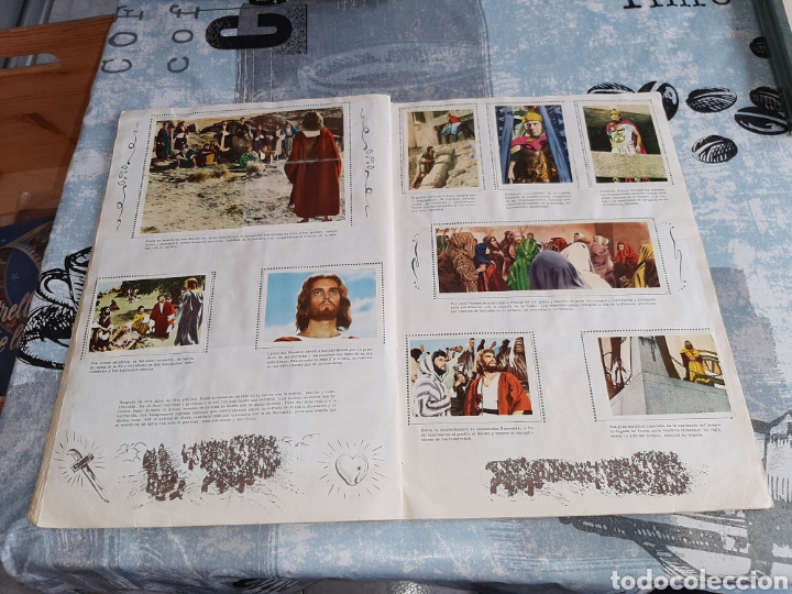 Coleccionismo Álbum: Rey de Reyes, editorial Fher, completo - Foto 16 - 285995308