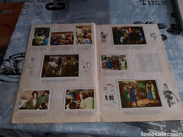 Coleccionismo Álbum: Rey de Reyes, editorial Fher, completo - Foto 19 - 285995308