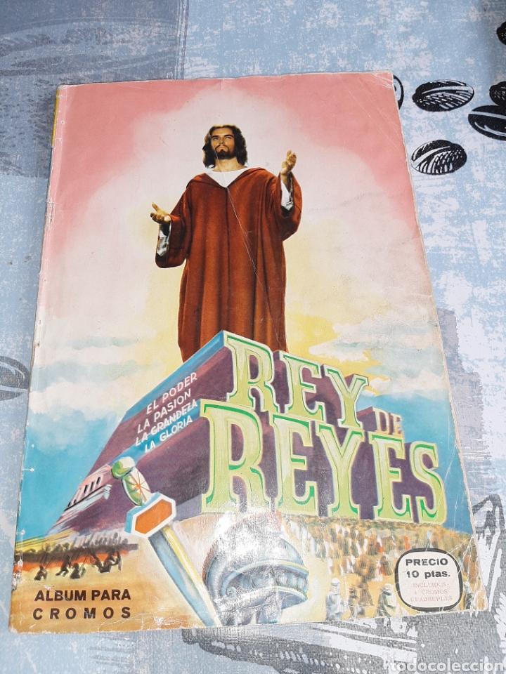 REY DE REYES, EDITORIAL FHER, COMPLETO (Coleccionismo - Cromos y Álbumes - Álbumes Completos)