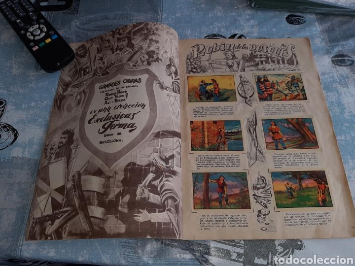 Coleccionismo Álbum: Grandes obras, Ali Baba, Quo Vadis, Robin Hood, completo , Editorial Ferma - Foto 2 - 285997833