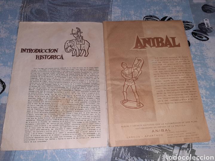 Coleccionismo Álbum: Anibal, Ruiz Romero, Colección completa - Foto 2 - 286342358