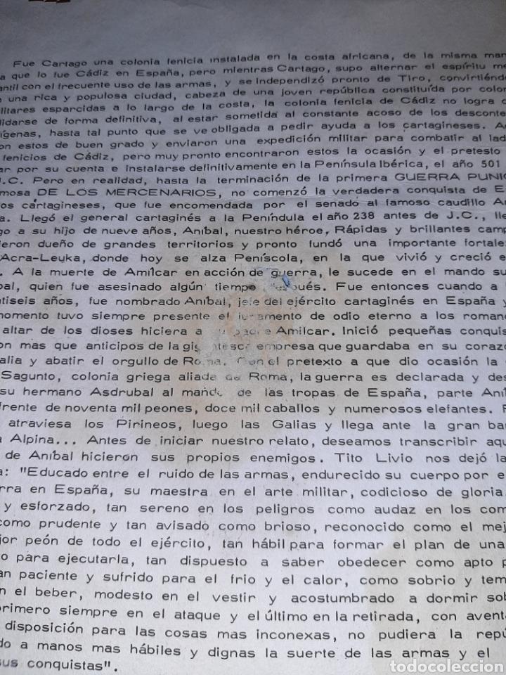 Coleccionismo Álbum: Anibal, Ruiz Romero, Colección completa - Foto 10 - 286342358