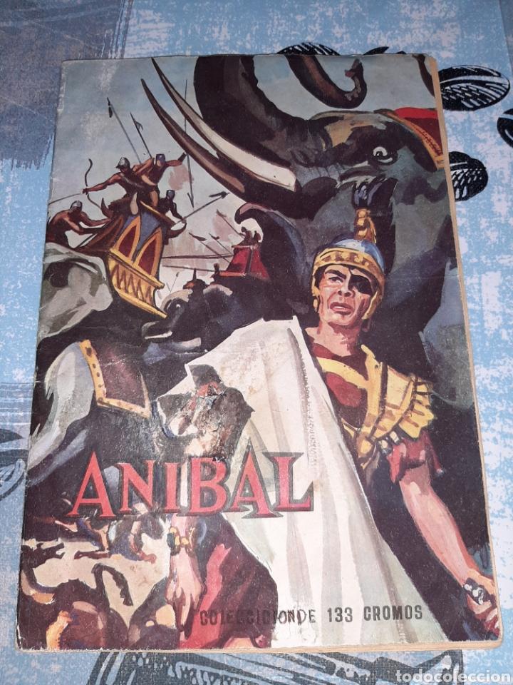 ANIBAL, RUIZ ROMERO, COLECCIÓN COMPLETA (Coleccionismo - Cromos y Álbumes - Álbumes Completos)