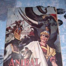 Coleccionismo Álbum: ANIBAL, RUIZ ROMERO, COLECCIÓN COMPLETA. Lote 286342358