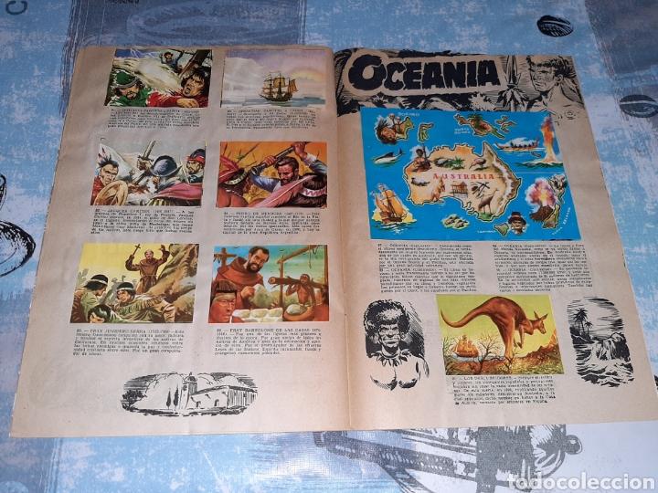 Coleccionismo Álbum: Álbum Grandes Conquistadores, Exclusivas Ferma, Completo - Foto 4 - 286350338