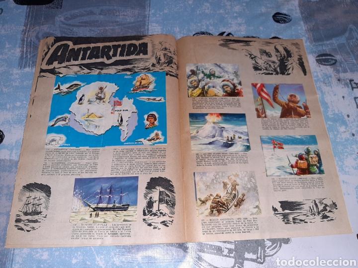 Coleccionismo Álbum: Álbum Grandes Conquistadores, Exclusivas Ferma, Completo - Foto 6 - 286350338