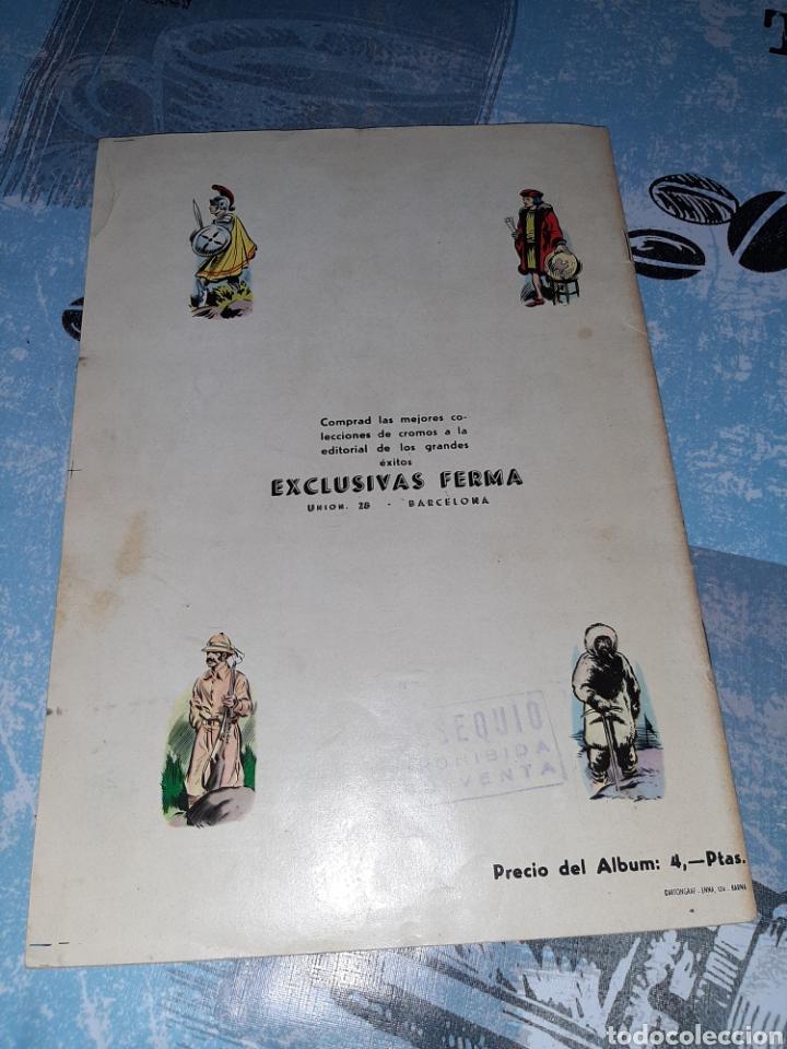 Coleccionismo Álbum: Álbum Grandes Conquistadores, Exclusivas Ferma, Completo - Foto 8 - 286350338