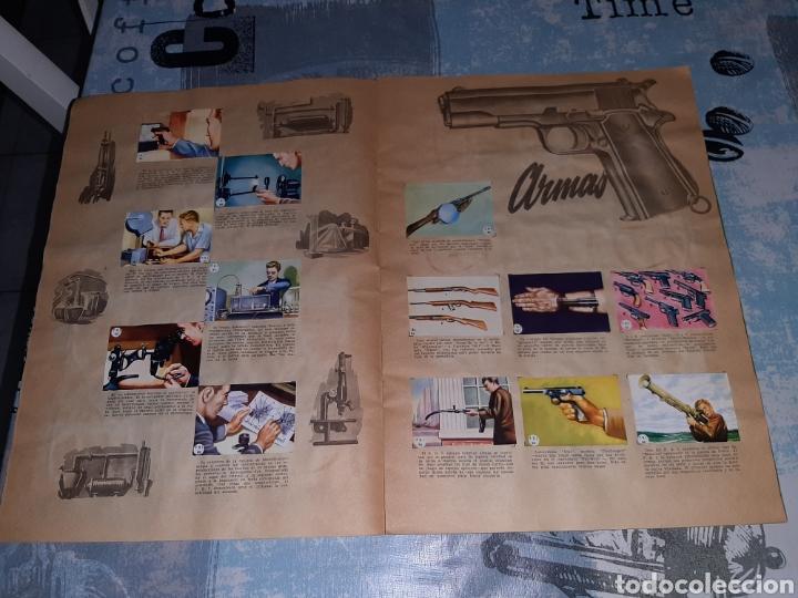 Coleccionismo Álbum: FBI Álbum de cromos completos. Editorial Rollan - Foto 4 - 286354478