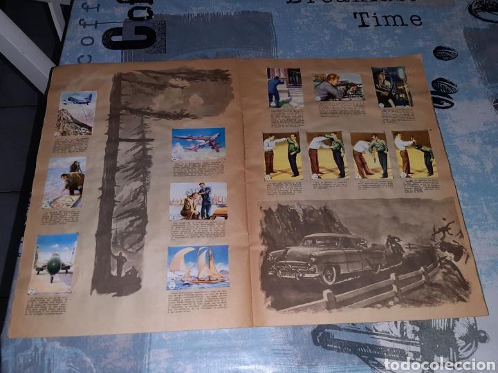 Coleccionismo Álbum: FBI Álbum de cromos completos. Editorial Rollan - Foto 5 - 286354478