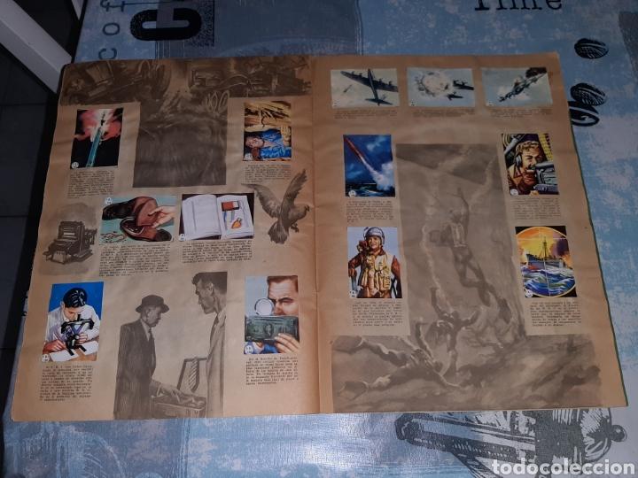 Coleccionismo Álbum: FBI Álbum de cromos completos. Editorial Rollan - Foto 6 - 286354478