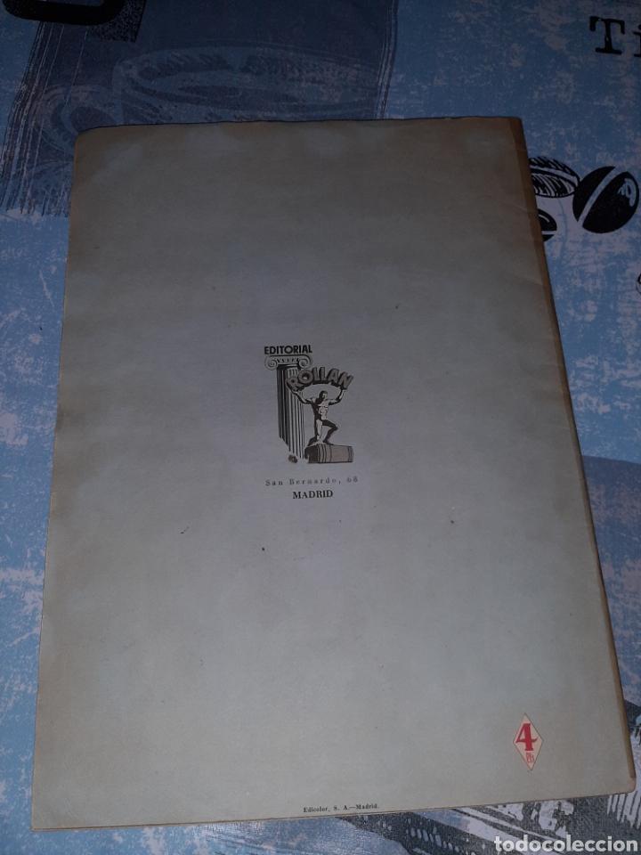 Coleccionismo Álbum: FBI Álbum de cromos completos. Editorial Rollan - Foto 9 - 286354478