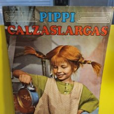 Coleccionismo Álbum: PIPI CALZASLARGAS FHER 1974 COMPLETO. Lote 288130693