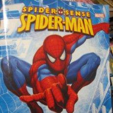 Coleccionismo Álbum: ALBUM DE CROMOS SPIDER SENSE SPIDERMAN STICKER ALBUM EDIT PANINI . COMPLETO. Lote 288533808
