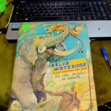 Coleccionismo Álbum: DE LA SELVA MISTERIOSA A LOS ABISMOS DEL MAR REF-9013. Lote 288660558