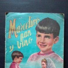 Coleccionismo Álbum: ALBUM CROMOS MARCELINO PAN Y VINO. Lote 289818383