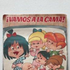 Coleccionismo Álbum: ALBUM CROMOS VAMOS A LA CAMA. Lote 289819263