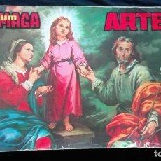 Coleccionismo Álbum: ALBUM CROMOS ARTE. Lote 289819598