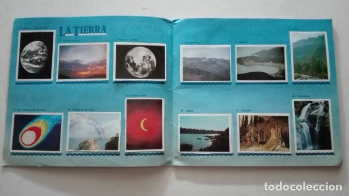 Coleccionismo Álbum: ALBUM CROMOS NUESTRO PLANETA AZUL - Foto 3 - 289820783