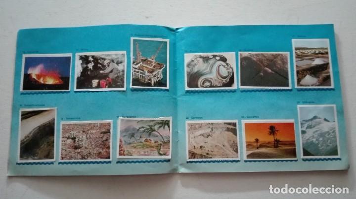 Coleccionismo Álbum: ALBUM CROMOS NUESTRO PLANETA AZUL - Foto 4 - 289820783