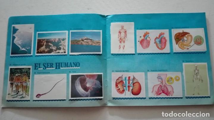 Coleccionismo Álbum: ALBUM CROMOS NUESTRO PLANETA AZUL - Foto 5 - 289820783