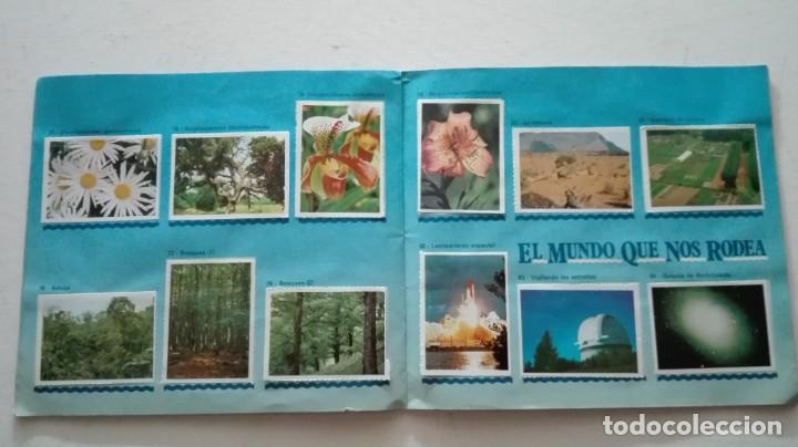 Coleccionismo Álbum: ALBUM CROMOS NUESTRO PLANETA AZUL - Foto 9 - 289820783