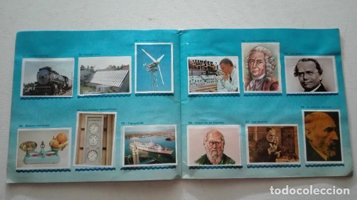 Coleccionismo Álbum: ALBUM CROMOS NUESTRO PLANETA AZUL - Foto 11 - 289820783