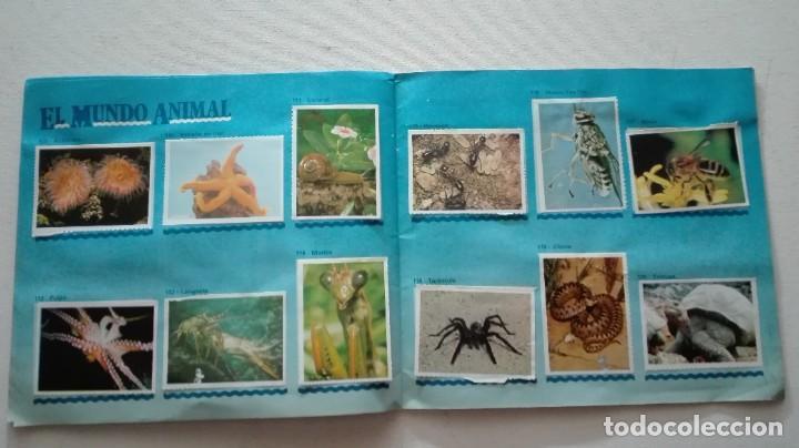 Coleccionismo Álbum: ALBUM CROMOS NUESTRO PLANETA AZUL - Foto 12 - 289820783