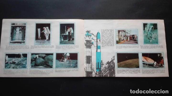 Coleccionismo Álbum: ALBUM HOMENAJE A LA CONQUISTA DEL ESPACIO - Foto 3 - 289821448