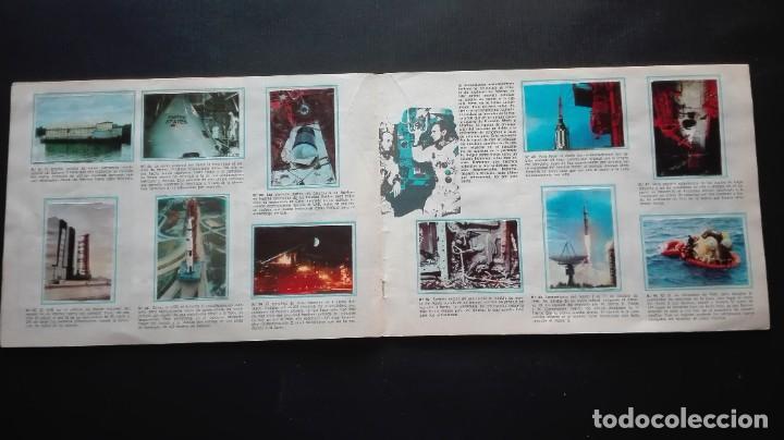 Coleccionismo Álbum: ALBUM HOMENAJE A LA CONQUISTA DEL ESPACIO - Foto 6 - 289821448