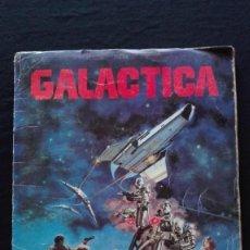 Coleccionismo Álbum: ALBUM CROMOS GALACTICA. Lote 289821988