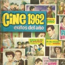 Coleccionismo Álbum: CINE 1962 - BRUGUERA. Lote 289822673