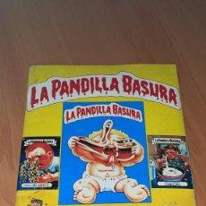 Colecionismo Caderneta: ALBUM COMPLETO PANDILLA BASURA J.M MERCHANTE GARBAGGE PAIL KIDS LPB1 CON TODOS SUS CROMOS VER FOTOS. Lote 293701713