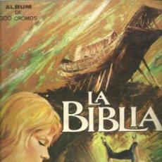 Coleccionismo Álbum: LA BIBLIA - COMPLETO. Lote 294003483
