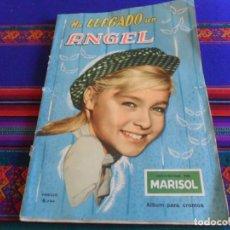 Coleccionismo Álbum: MARISOL HA LLEGADO UN ÁNGEL COMPLETO 250 CROMOS. FHER 1961.. Lote 294829748