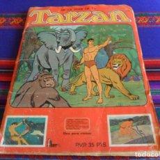 Coleccionismo Álbum: DE LA SERIE DE TV TARZAN COMPLETO. 270 CROMOS. FHER PANRICO 1979.. Lote 295625308